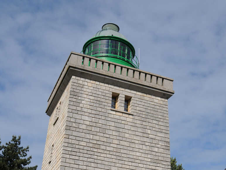 Le phare d'Ailly